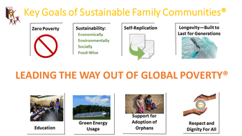 Keygoals of Sustainable Family Communities